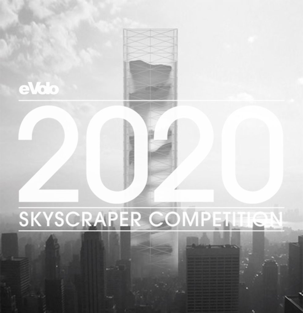 Alper Derinboğaz is amongst the jury members of eVolo's 2020 Skyscraper Competition