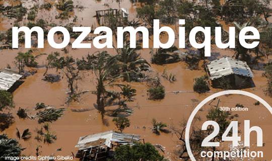 Derinboğaz wird als Jurymitglied am mosambikanischen Architekturwettbewerb von 24H teilnehmen.
